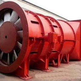 煤矿防爆对旋主扇风机FBCDZ矿用主扇风机