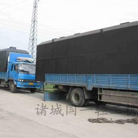 小型服务区收费站污水处理设备