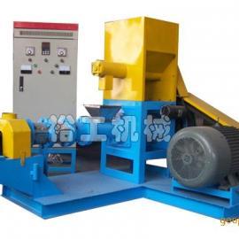DGP90-B型水产、宠物饲料颗粒膨化机 邢台裕工专业生产
