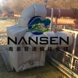 离心泵保温套泵易拆装可重复使用软保温衣
