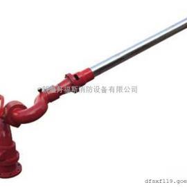 PLW涡轮传动泡沫/水两用炮 消防泡沫炮 消防水炮厂家