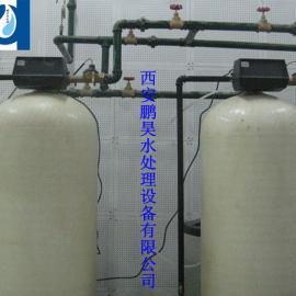 陕西中央空调、锅炉用富莱克2850全自动软水器软化水设备
