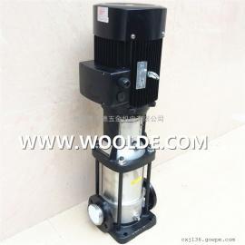 耐腐蚀清洗泵 高温热水循环泵DL15-70 5.5KW