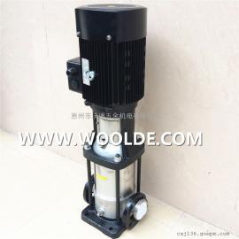 耐腐蚀清洗泵 机床冷却循环泵DL3-230 2.2KW