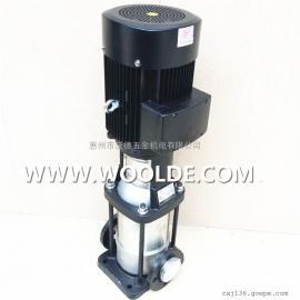 不锈钢立式耐腐蚀清洗泵DL4-70 机床冷水循环泵