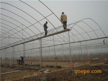 山西连栋温室大棚建造温室大棚设计安装