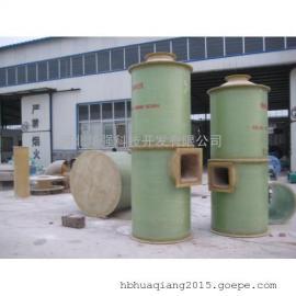 BCT型系列玻璃钢脱硫除尘器说明
