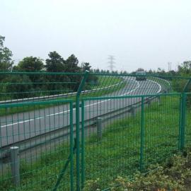 高速公路护栏网_菱形钢板网公路防落物网
