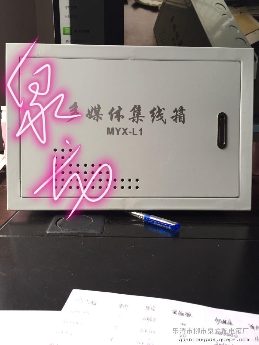 泉龙专业生产多媒体信息箱20*30*10大量批发价
