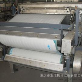 重庆DSYL带式压滤机生产厂家,污泥脱水环保设备脱水率30%