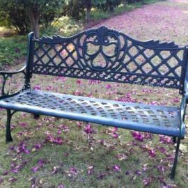 复古欧式铁艺座椅定制