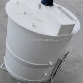 广东PP搅拌桶 PP储罐 搅拌桶罐厂家