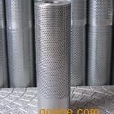 镀锌冲孔网卷板圆孔网