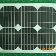 20瓦单晶太阳能板