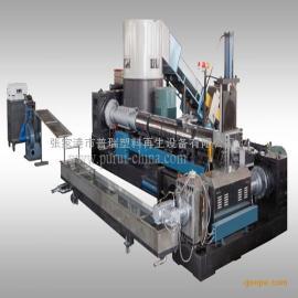 聚乙烯薄膜造粒机废旧塑料薄膜回收再生造粒机