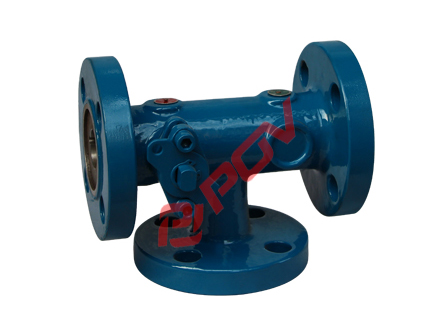 焦炉氨水三通球阀 用于高压氨水喷射循环系统