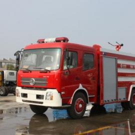 东风6吨泡沫消防车 生产厂家直销