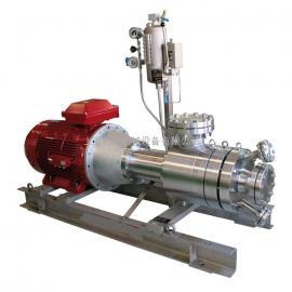 氧化铝分散乳化机,氧化硅高剪切分散乳化泵