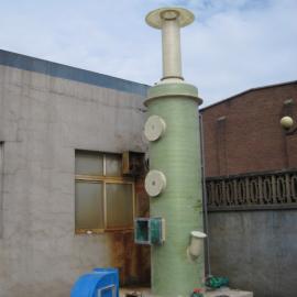 *设计-华强12000风量酸雾喷淋塔尺寸?
