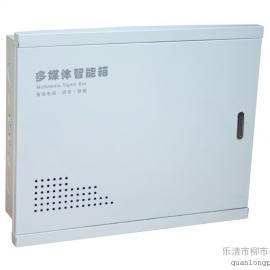 泉龙专业生产多媒体信息箱40*50*10