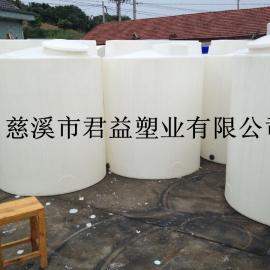 塑料搅拌水箱 无毒无味耐酸碱水箱水处理专用