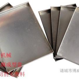 定制不锈钢鱼豆腐盘子