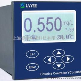 工业在线余氯分析仪 泳池余氯检测仪 游泳池水余氯检测
