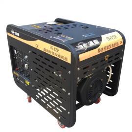 汉萨9千瓦柴油发电机价格