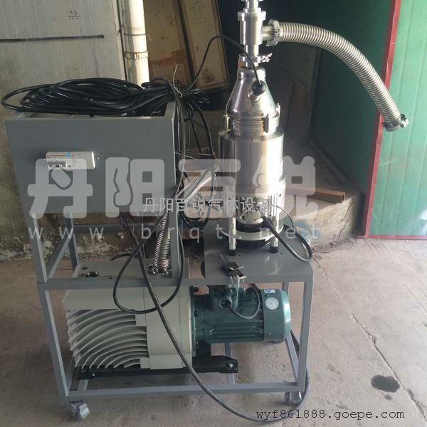 便携式天然气抽真空机组装置