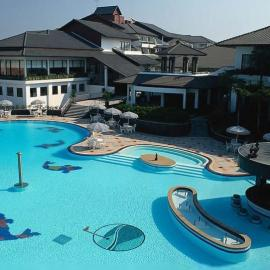 绵阳泳池水处理循环系统