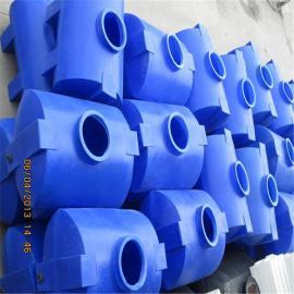 厂家直销1000升卧式塑料水箱,杭州酸碱液体运输罐