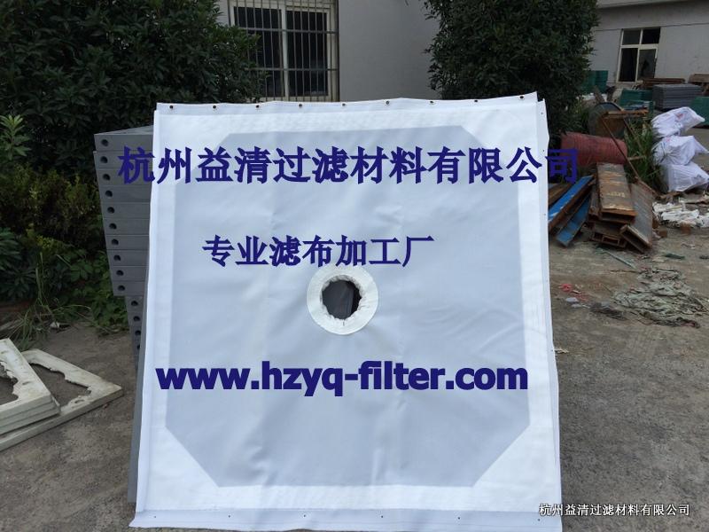 建筑工地泥浆脱水压滤机滤布滤带