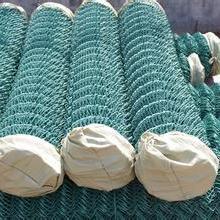 10号镀锌丝勾花网 10号镀锌丝菱形钢丝网