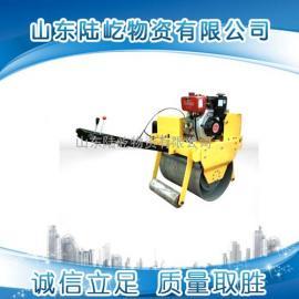 ST -025手扶单轮小型压路机
