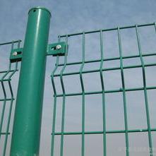工厂围墙围网护栏防护网铁丝网