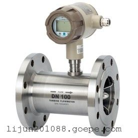 中科仪表TRD310全不锈钢智能液体涡轮流量计