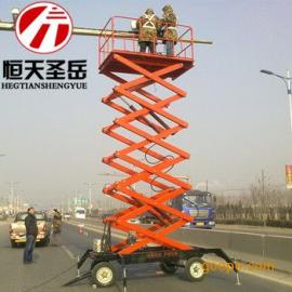 专供天津移动式升降平台、电动升降机、液压升降平台6米