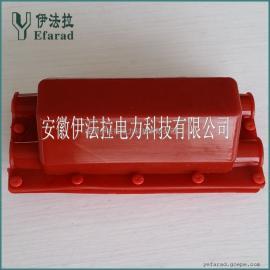 JB-3/4并沟线夹绝缘护罩硅橡胶材质