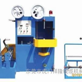 东莞祥隆多功能630P单层双层多层一次性绕包成型高速包纸机