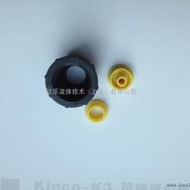 米顿罗泵配件P756-398TI计量泵管卡接头