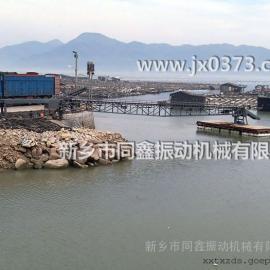 码头专用渔业装船输送机