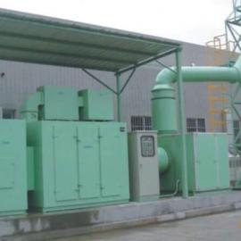 福建省明波烟气脱硫脱硝脱汞一体化设备