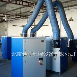 北京金雨JY-3600S脉冲反吹点焊埃清灰器 工业厂埃清灰设备