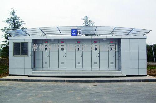 供应河南 安徽移动卫生间 常州润祥优秀移动卫生间厂家销售