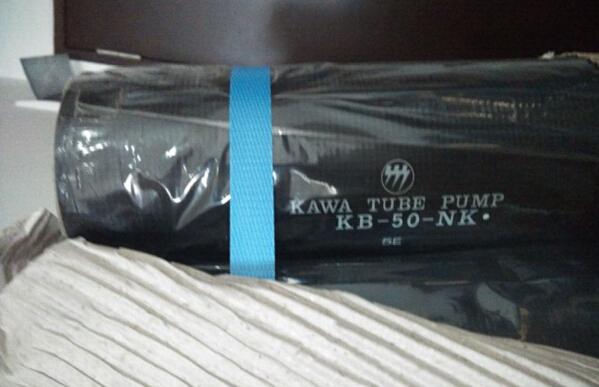 供应日本进口KAWASAKI川崎KME-38泵用挤压管KME-38高品质