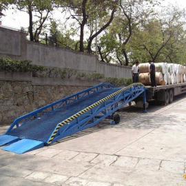 北京登车桥…浦东液压移动登车桥…崇高为您节省人力