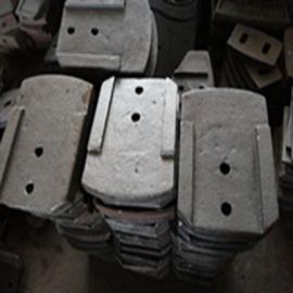 中交西筑JD4000沥青混合料搅拌机叶片衬板搅拌臂