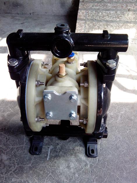 QBY-15铝合金液压半固体隔膜泵温州厂家