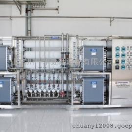 RO+EDI,单级+混床,高纯水设备,超纯水设备水处理厂家