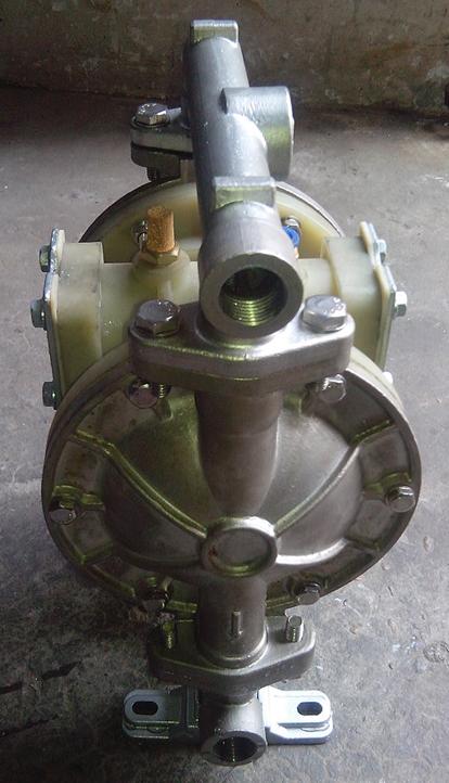 河北迁安市15口径不锈钢气动隔膜泵价格